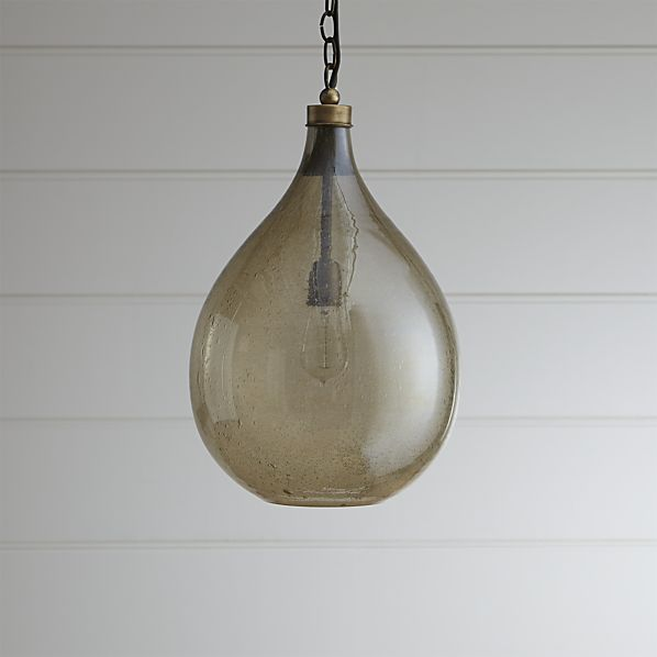 Glint Pendant Light | Crate and Barrel