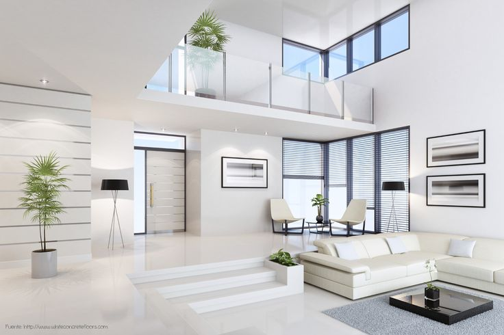 El microcemento alisado es ideal para ambientes de estilo moderno. Aunque por lo general se lo ve en diferentes tonos de gris o en blanco, también se le puede aplicar tonalizadores para lograr varios colores. Tiene un aspecto final acerado que permite que la luz refleje y así aumenta la luminosidad del ambiente.