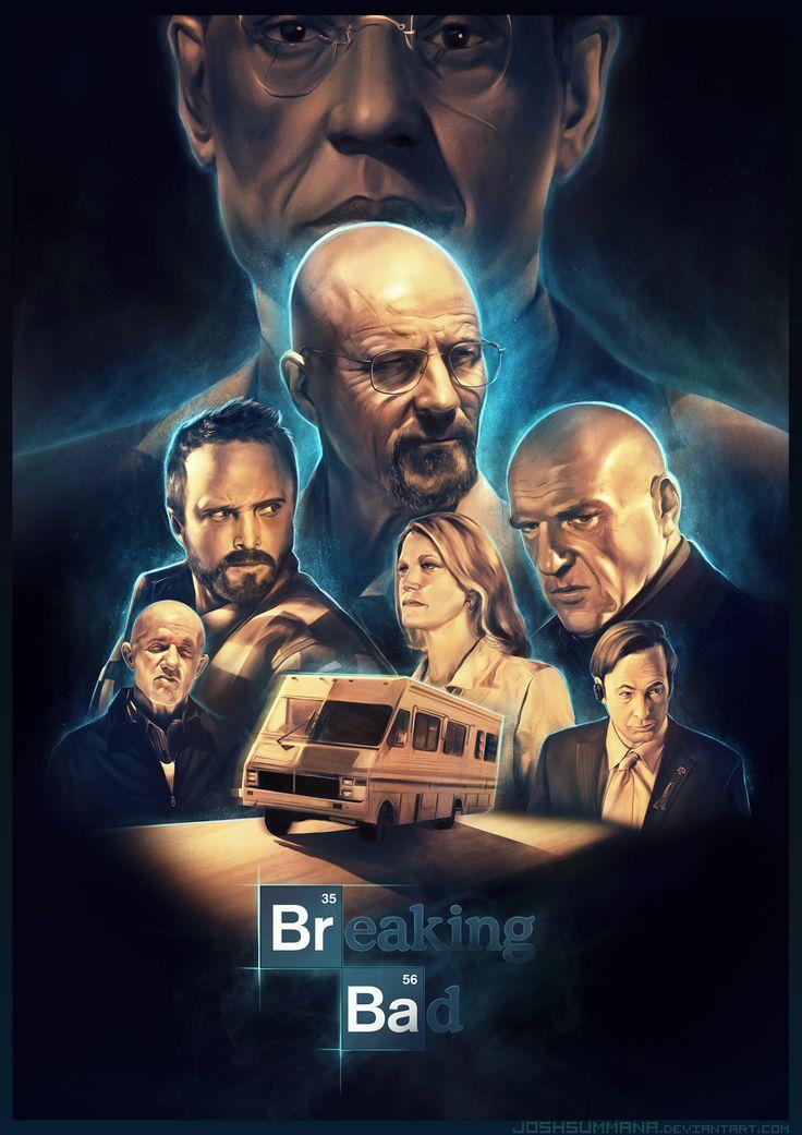 Breaking Bad Tribute by JoshSummana.deviantart.com on @DeviantArt