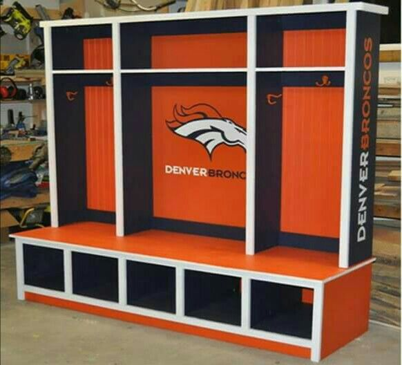 Mini Jumbotron For Man Cave : This would be cool in the man cave for coats hats purses