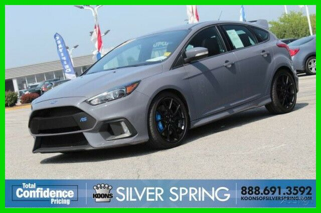 Ebay Advertisement 2017 Ford Focus Rs 2017 Rs Used Turbo 2 3l I4