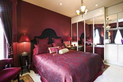 maroon bedroom bedroom red bedroom accent walls red bedrooms bedroom