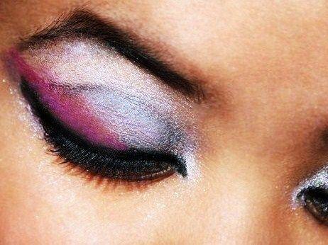 Tutorial: trucco occhi in stile arabo