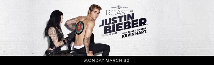 Roast of Justin Bieber - Series | Comedy Central Official Site | CC.com