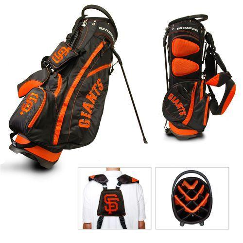 Team Golf San Francisco Giants Fairway 14-Way Stand Golf Bag - Golf Equipment, Collegiate Golf Products at Academy Sports