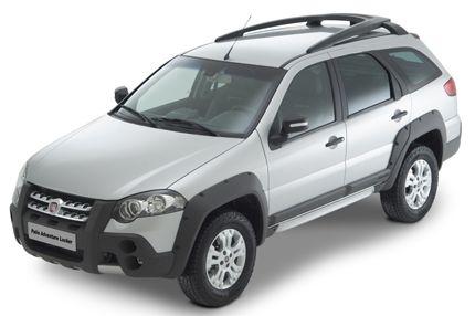 Fiat Palio Adventurer 18 Locker
