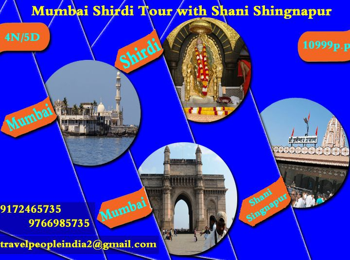 https://flic.kr/p/NLpgHq | Mumbai  Shirdi Tour with Shani Shingnapur