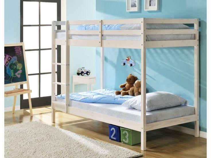 13 best lits enfants superpos s images on pinterest bunk. Black Bedroom Furniture Sets. Home Design Ideas