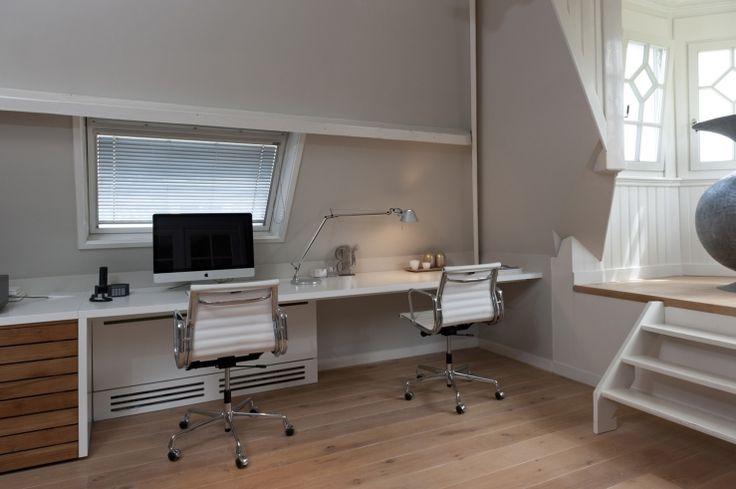 25 beste idee n over computer hoekje op pinterest kast kantoor kast bureau en bureau hoekje - Een kamer op de zolder voorzien ...