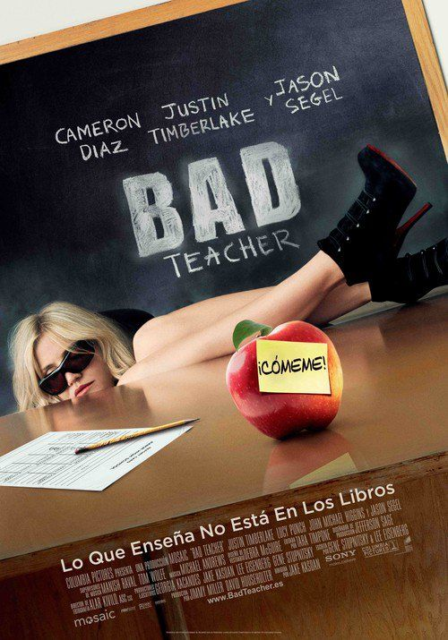 Watch Bad Teacher 2011 Full Movie Online Free