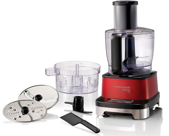 Yorev - Appliance Profile - Induction Food Processor with Serrator Blade ( Morphy Richards)