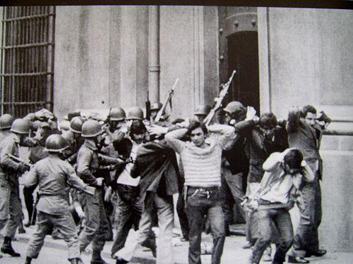 Golpe de estado de 1973. Chile