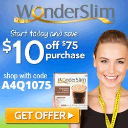 Wonderslim  Diet  Easy to Follow Great Tasting Weight Loss Plans