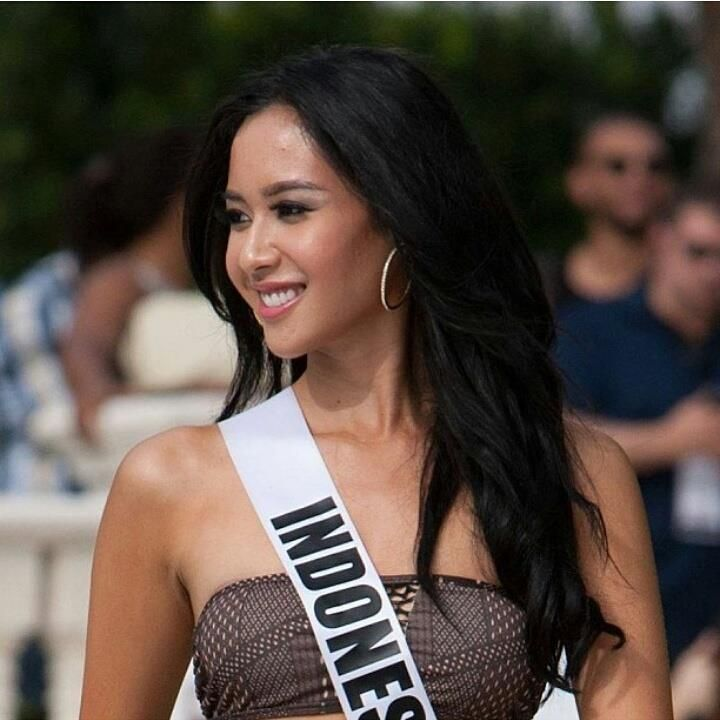 Beautiful Elvira Devinamira Wirayanti, Miss Universe 2015 ...
