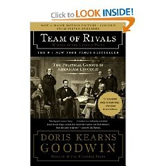 Another 5 Stars - Lincoln chose political rivals to fill out his cabinet. He looked beyond the tension to pick the best men for the job. - Click here to read my review http://www.jonstallings.com/category/abraham-lincoln/