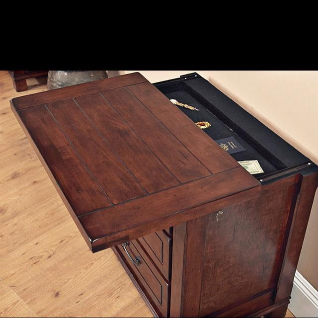 161 best hidden compartments images on pinterest for Secret drawer kitchens