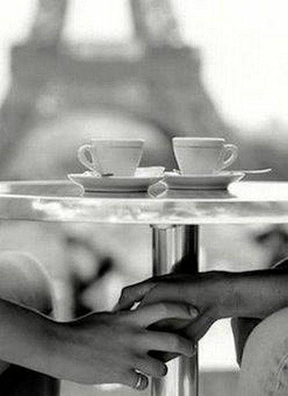 La théorie du tout: Je t'offre un petit café ?