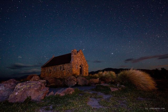 Starry Starry Night by Chris Gin, via Flickr
