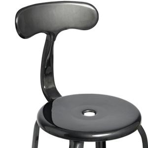 Chaises Nicolle, Industrieel meubilair uit Frankrijk - Extra Vert Tuinontwerpen | Tuinwinkel Fermob, Tolix, Eternit.
