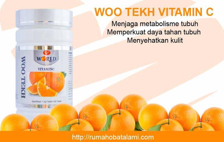 vitamin c untuk daya tahan dan kesehatan kulit