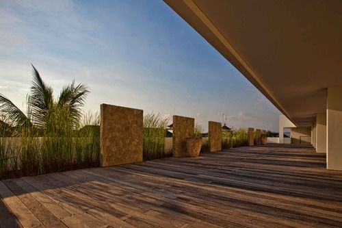 Sun deck to be tailor made to your need... Sun Island Hotel Kuta #balievent #bali #kuta