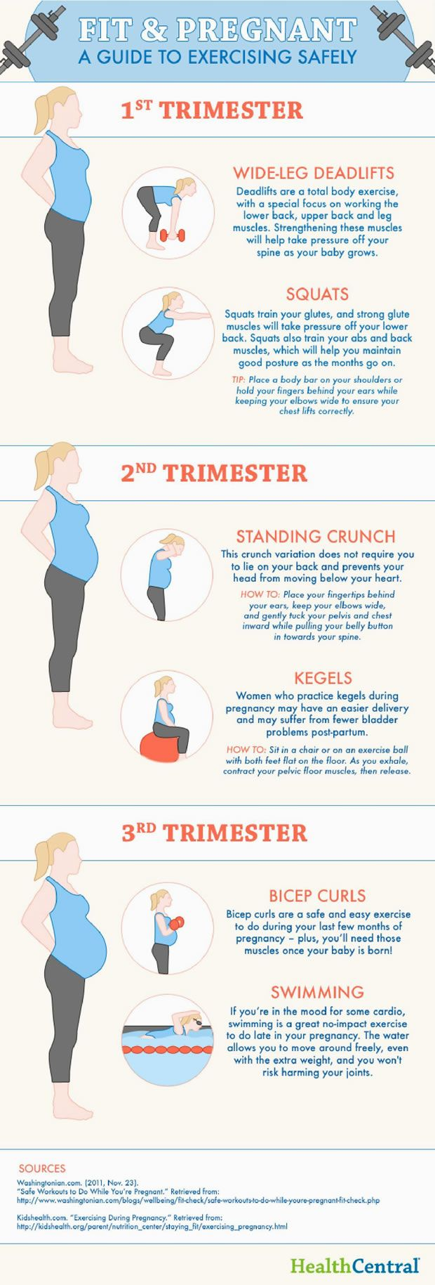 pregnancy-exercises