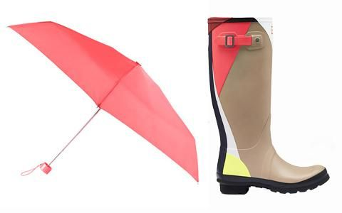 The Best Umbrella and Rain Boot Combinations  #InStyle