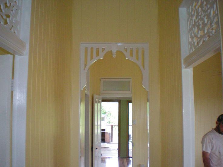 Queenslander Hallway - Love it!