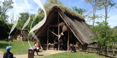 Découvrir le Village Gaulois - L'Archéosite
