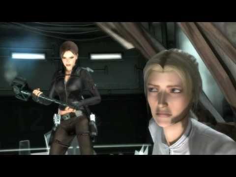 Tomb Raider Underworld Cutscene: Lara Pays Natla a Second Visit