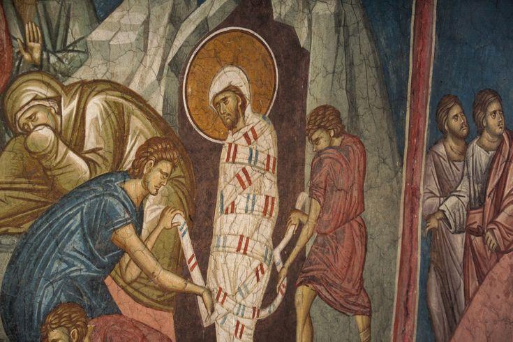 BLAGO | BLAGO : Decani : 24b Raising of Lazarus