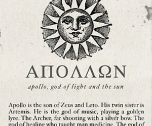 Apollo - God of Sun,Music, Prophecy, Young Men, Poetry, Harmony, Healty and Archery.