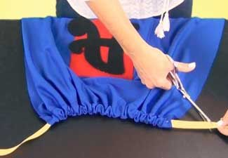 A cape has been a child's dress-up staple item for decades. Great for magicians, kings, princesses, vampires and superheroes. Here are simple step-by-step instructions for crafting your own special cape within minutes. No sewing required!