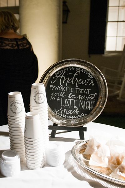 Alex + Andrew - Southern Weddings