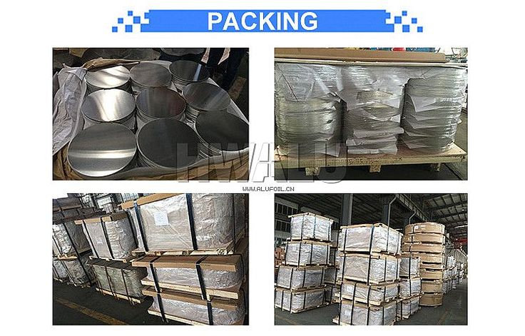 Hot Sales 1050 1100 O Aluminum Circles For Cookware Packing In 2020 Aluminium Aluminum Manufacturing