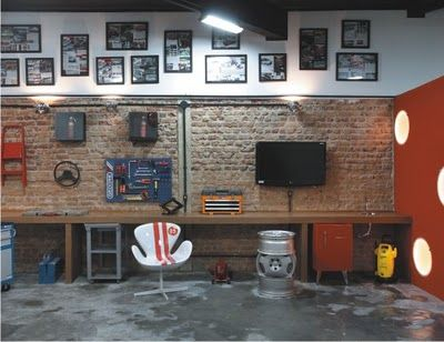 Decoração de Garagem - Fotos (6)
