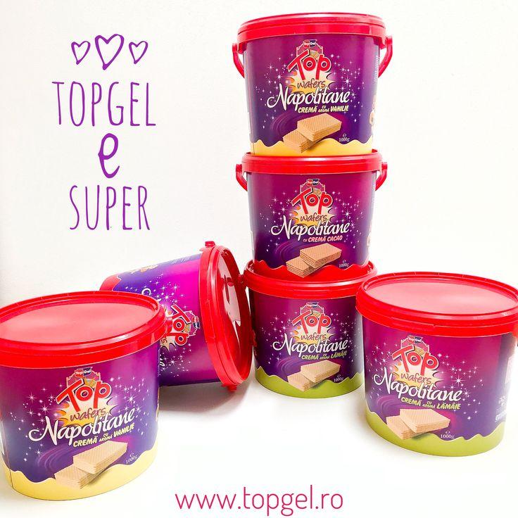 TopGel wafers - TopWafers