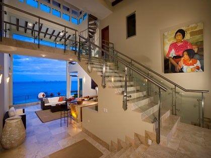 Isla Mujeres villa rental - Villa Entrance