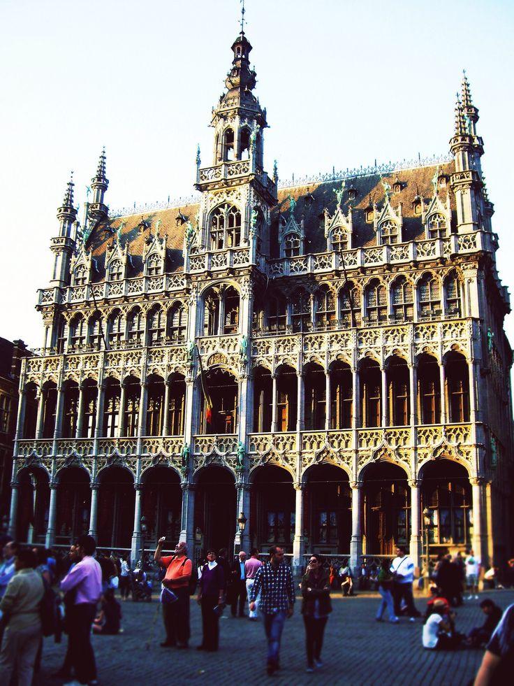 Hotel de Ville de Bruxelles (Bruxelles - Belgium)