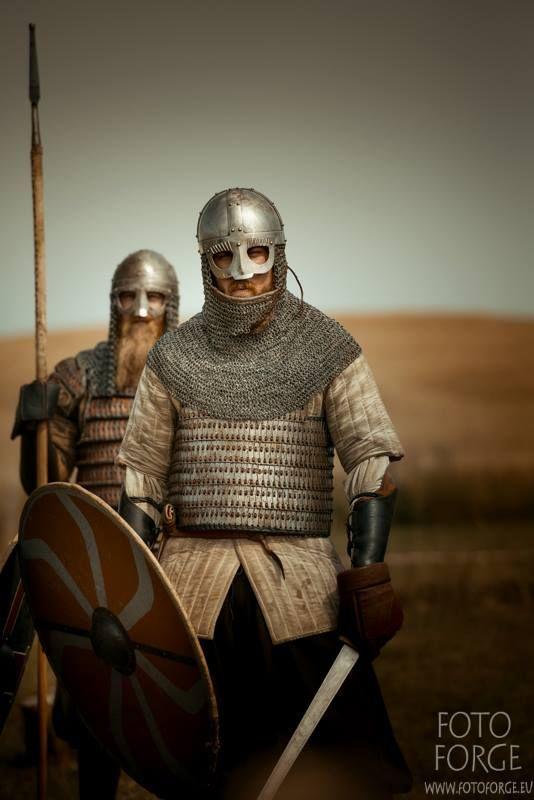 Reenactment: Vikings,Varangian, Rus and Slavic