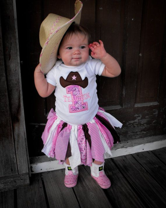 Infant through Child Sizes  Country Girl Scrap Tutu  by SassyBDass, $22.50