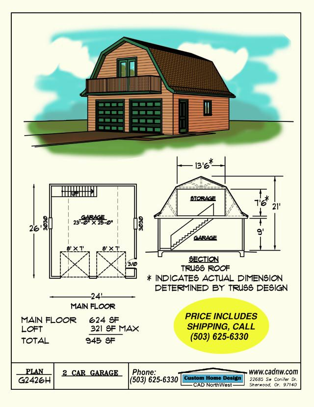 Garage Bonus Room Out Buildings Pinterest Garage Plans Backyard Cottage And Bonus Rooms