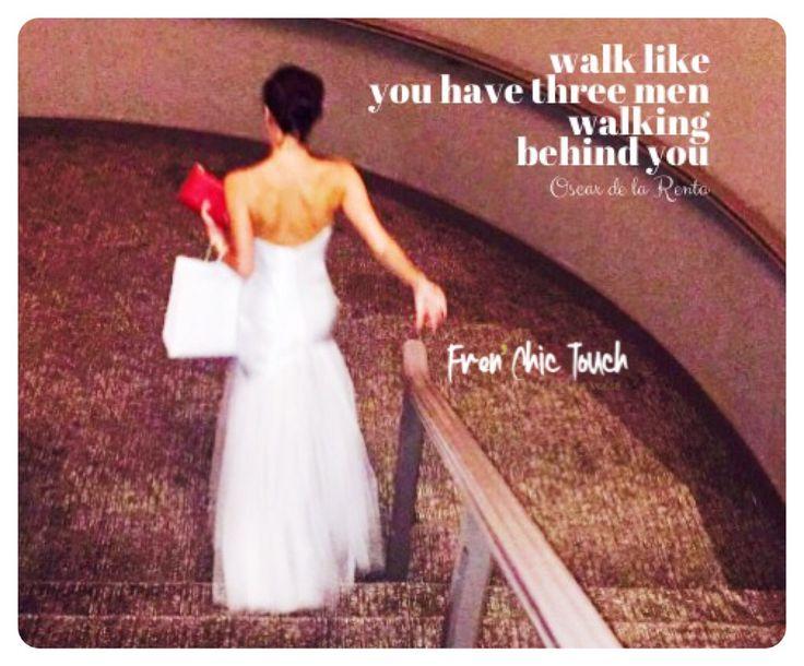 In Cinderella mood Dress: Judith Penak Couture Bag: Salvatore Ferragamo http://www.facebook.com/frenchictouch