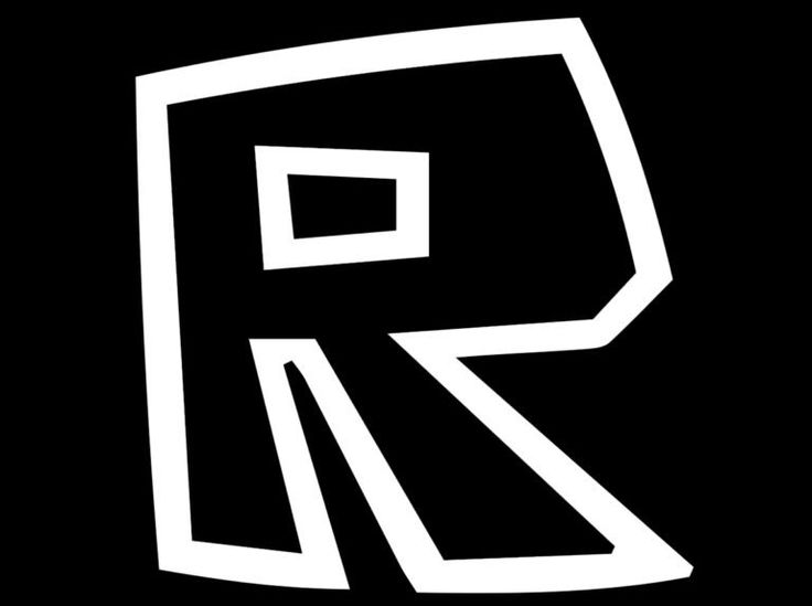 Roblox Logo And Symbol Meaning History Png In 2021 Black And White Roblox Logo Black App Roblox