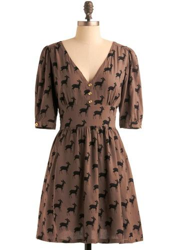 Doe dress by Sugarhill Boutique