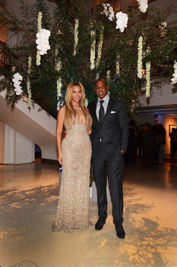 """Jay-Z and Beyonce Knowles - HBO Documentary Film """"Beyonce: Life Is But A Dream"""" New York Premiere - After Party"""