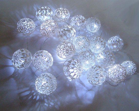 String Lights, Fairy Lights, Night Lights, Bedroom Decoration, Nursery lighting…