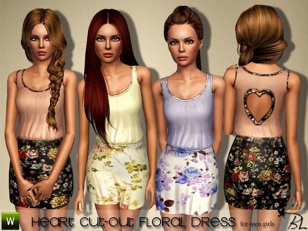 147 Curated Sims 3 CC Clothing Ideas By Kuromu