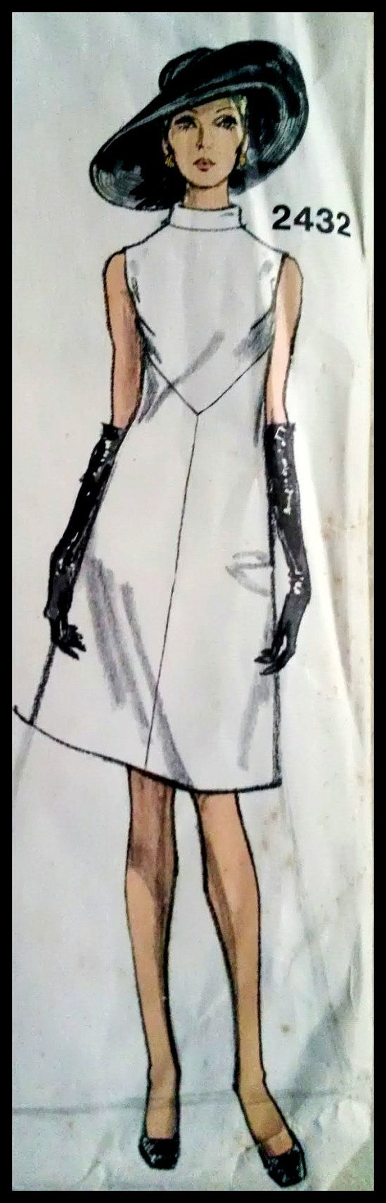 Vogue Couturie Design Pertegaz of Spain 2432   by ThePatternShopp, $45.00
