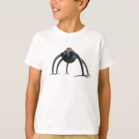 The Incredibles' Omnidroid Disney T-Shirt - click/tap to personalize and buy